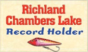 Richland Chambers Fishing Record